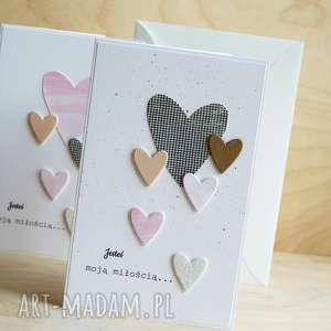 Walentynka, walentynka, walentynki, valentines, zakochani, miłosna, kartka
