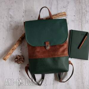 pod choinkę prezent, damski plecak, na laptopa, plecak