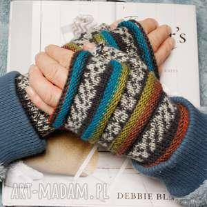 hand made rękawiczki
