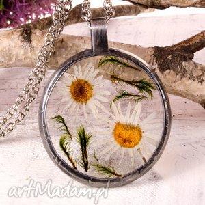ręcznie zrobione naszyjniki 0116 naszyjnik z suszonymi kwiatami terrarium tiffany