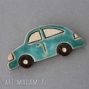 brum-magnes ceramika, prezent, minimalizm, kolekcjoner, auto, motoryzacja