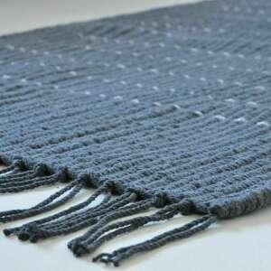 ladne meble dywan, chodnik bawełniany, dywanik, ze sznurka bawełnianego