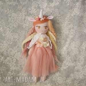 hand-made zabawki tęczowa bajka - lalka klara