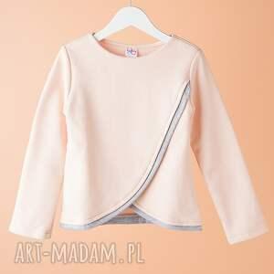 Bluza DB01R, bluza, wygodna, modna, dziewczęca, elegancka