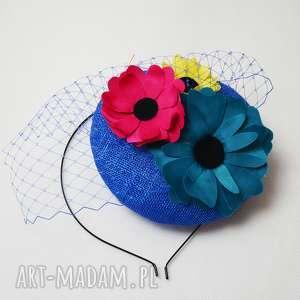 fascynatory toczek kwiatowy, kwiaty, niebieski, kolor, fuksja