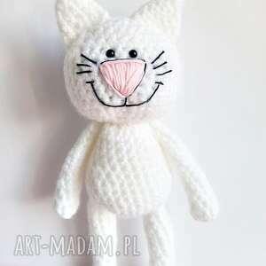 Kotek z uśmiechem - HandMade