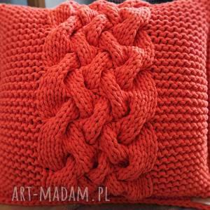 handmade poduszki zaplątana poduszka