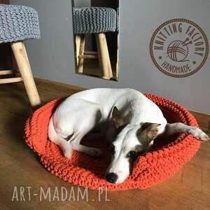ręczne wykonanie zwierzaki legowisko dla małego psa/ kota little bed