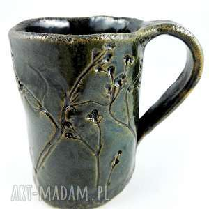 kubek ceramiczny, kubek, herbata, prezent, kawa, dekoracje, kuchnia