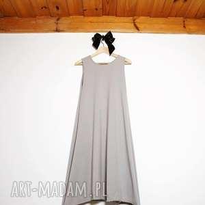 Długa sukienka na lato/ Summer Dress, sukienka, długa, wygodna, bawełna, bawełniana