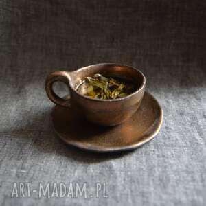 calineczka - filiżanka na espresso lub bardzo małą herbatę, kuchnia, salon
