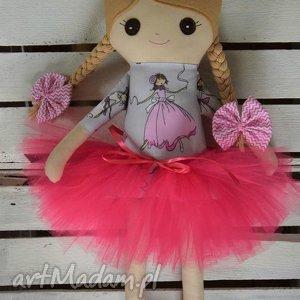 szmacianka, szmaciana baletnica w tutu, szmaciana, lalka, przytulanka