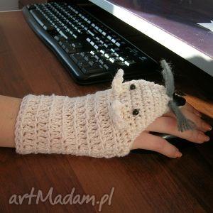 na myszkę myszka - rękawiczki, ocieplacz, myszka