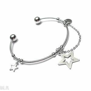 wyjątkowy prezent, alloys collection - star, stal, szlachetna, gwiazdki