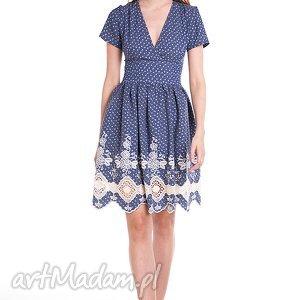 ręcznie robione sukienki sukienka blanka