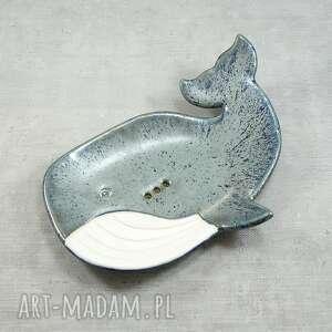 mydelniczka wieloryb, mydelniczka, ryba, morskie, łazienka, mydło