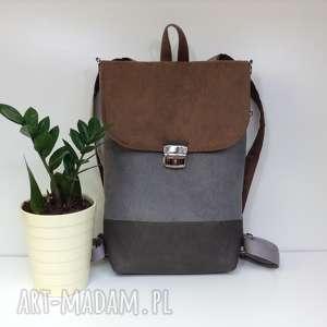 Plecak na laptopa, plecak, plecak-na-laptopa, mini-plecak, miejski-plecak