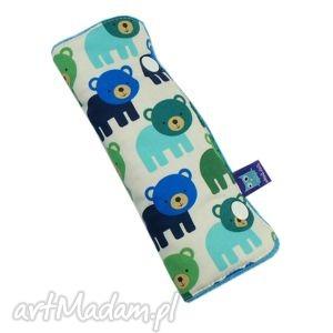 ochraniacz na pas niedŹwiadki - niedźwiadek, niedźwiadki, miś, misie
