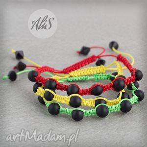 Rasta - ,rasta,reggae,żółty,zielony,czerwony,czarny,