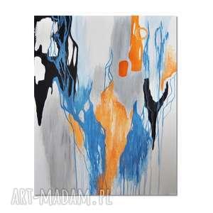 tierra del ur 2, abstrakcja, nowoczesny obraz ręcznie malowany