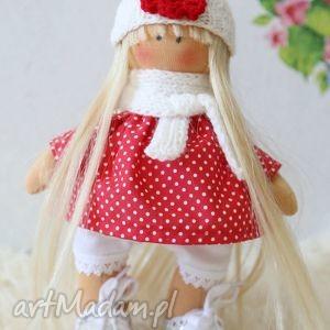 Mini laleczka - Mimi - ,lalka,prezent,włosy,trampki,buty,sukienka,