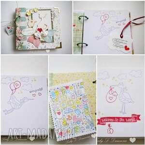 pamiętnik ciążowy/ w oczekiwaniu na cud, notatnik, mama, ciąża, dziecko, narodziny