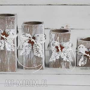 vairatka-handmade zestaw świeczników 266, tealight