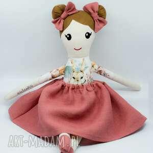 lalki laleczka szmaciana tuli, lalka handmade, szmacianka, na prezent