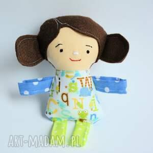 Lala Kruszynka - Eliza 15 cm, lalka, gryzak, metkowiec, dziewczynka, maskotka