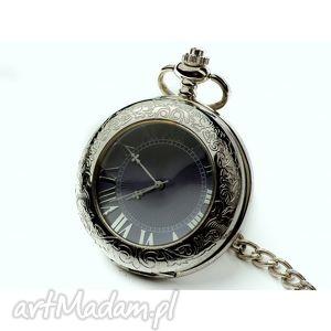 handmade zegarki błękitny obłęd