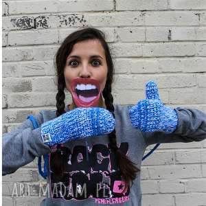 handmade rękawiczki rękawiczki mode 3