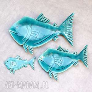 zestaw łazienkowy szczupak, ryby, łazienka, mydelniczka, morskie