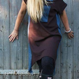 Zmierzch w nowiu sukienki ququ design wymyślny, wygodna