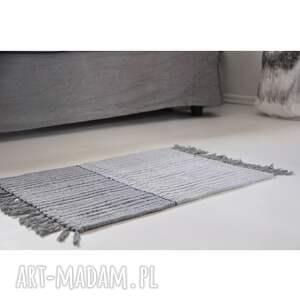 pod choinkę prezent, dywanik bawełniany, chodnik ze sznurka