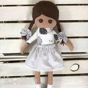 Szmaciana mini laleczka, szmacianka, szmaciana, szyta, lalka, przytulanka
