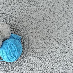 hand made dywany dywan bawełniany scandi