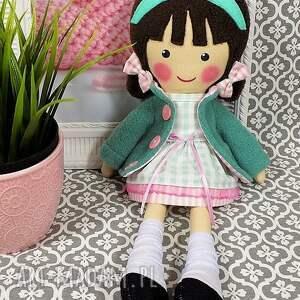 Prezent malowana lala kaja, lalka, zabawka, przytulanka, prezent, niespodzianka