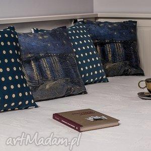 Poszewka na mała poduszkę (jasiek) - van Gogh, gogh, impresjonizm, sztuka, jasiek