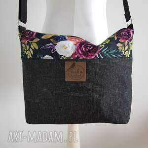 torebki torebka mini wodoodporna - jesienne bukiety, torebka, małatorebka