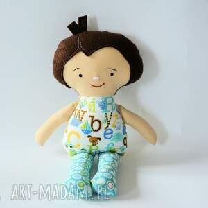 Lala - Franek nauczyciel 25 cm, lalka, chłopczyk, literki, przyjaciel, kumpel