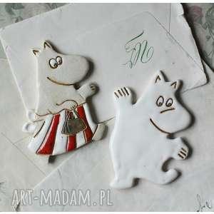handmade magnesy zestaw magnesów bajkowych iii