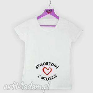 Koszulka z nadrukiem ciążowym, dla kobiety w ciąży, mama
