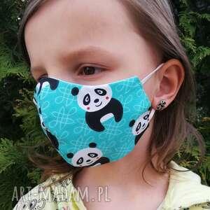 maseczka dla dzieci wielorazowa dwuwarstwowa, maseczka, maska, polska