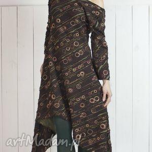 sukienki zakupy w marakeszu, asymetryczna, egzotyczna, seksowna, na co dzień