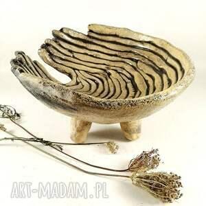 Prezent Miska ceramiczna, sztuka, prezent, miska, dekoracja, kuchnia, patera