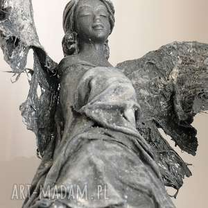 pod choinkę prezent, anioł dostatku, stróż, talizman, ochronny