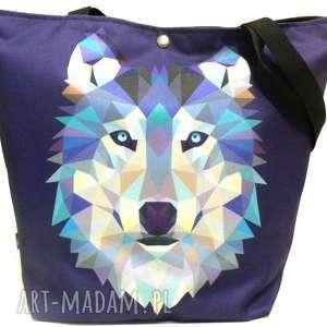Torba trapezowa-shopper bag gaul designs torba, xxl, duża