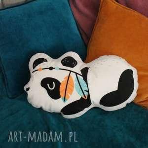 poduszka - przytulanka panda - panda, przytulanka, poduszka, urodziny, dziecko