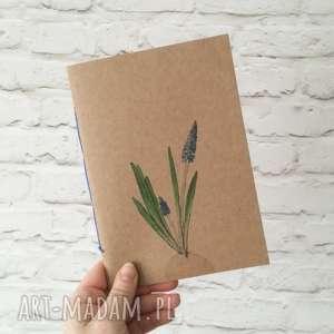 Brulion - notatnik zeszyt Szafirki, zeszyt, notes, notatnik, brulion, szkicownik,
