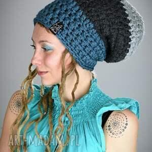 dreadlove triquence 18 - czapka, ciepła, zima, dredy, dready, długa